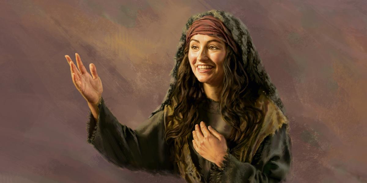 Mariamu Magdalene ni nani. Na hilo jina amelitolea wapi?