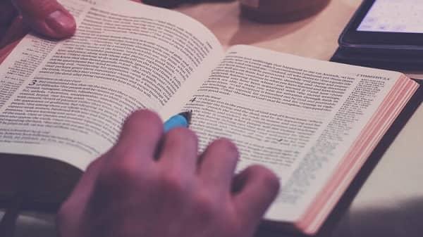 Fahamu jinsi ya kusoma biblia.