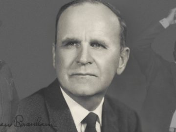 Historia fupi ya William Branham
